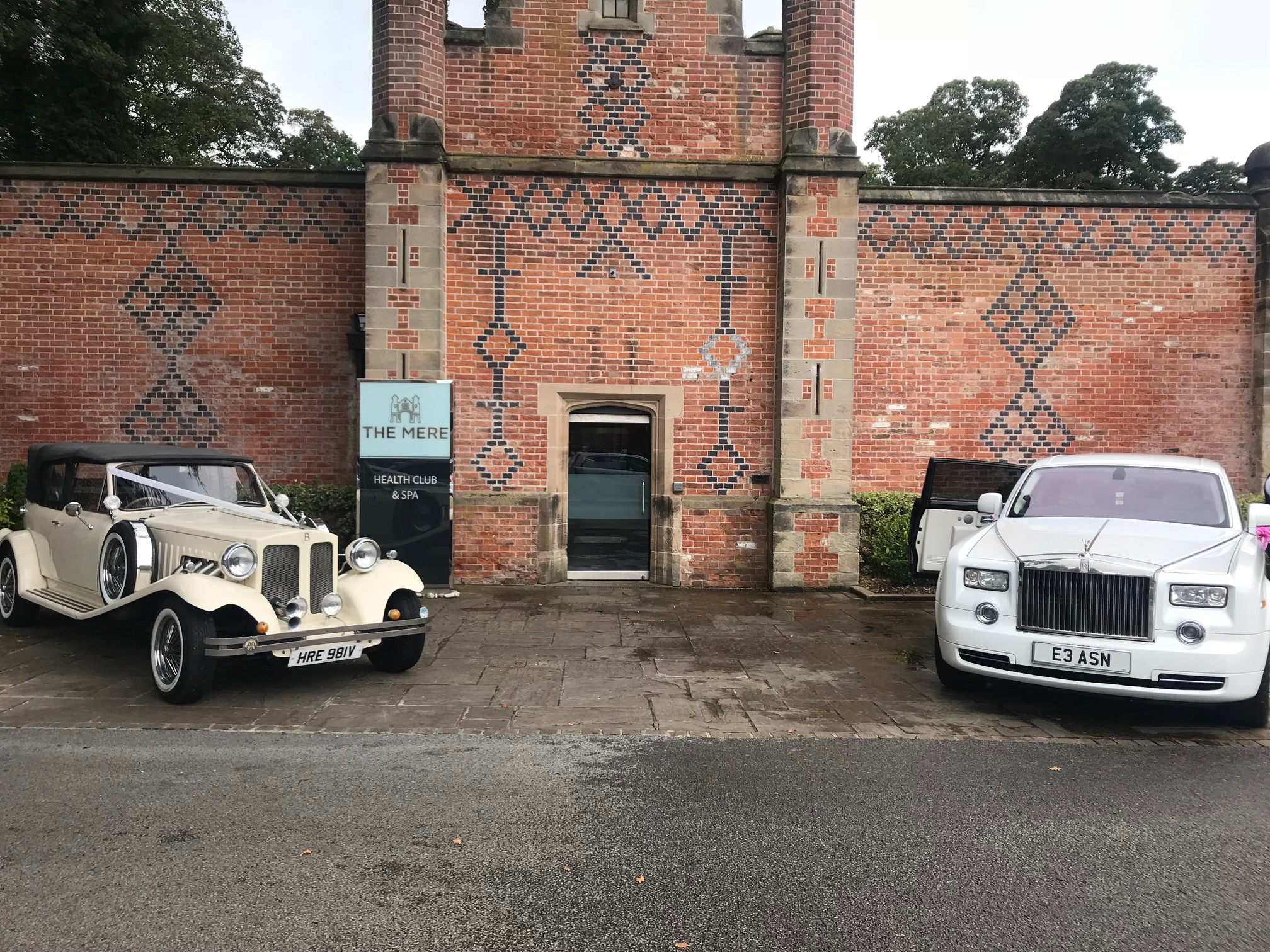 Wedding Cars Hire Birkenhead