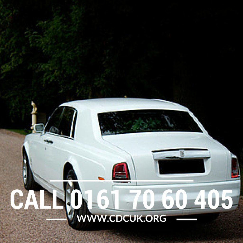 Rolls Royce Hire Liverpool