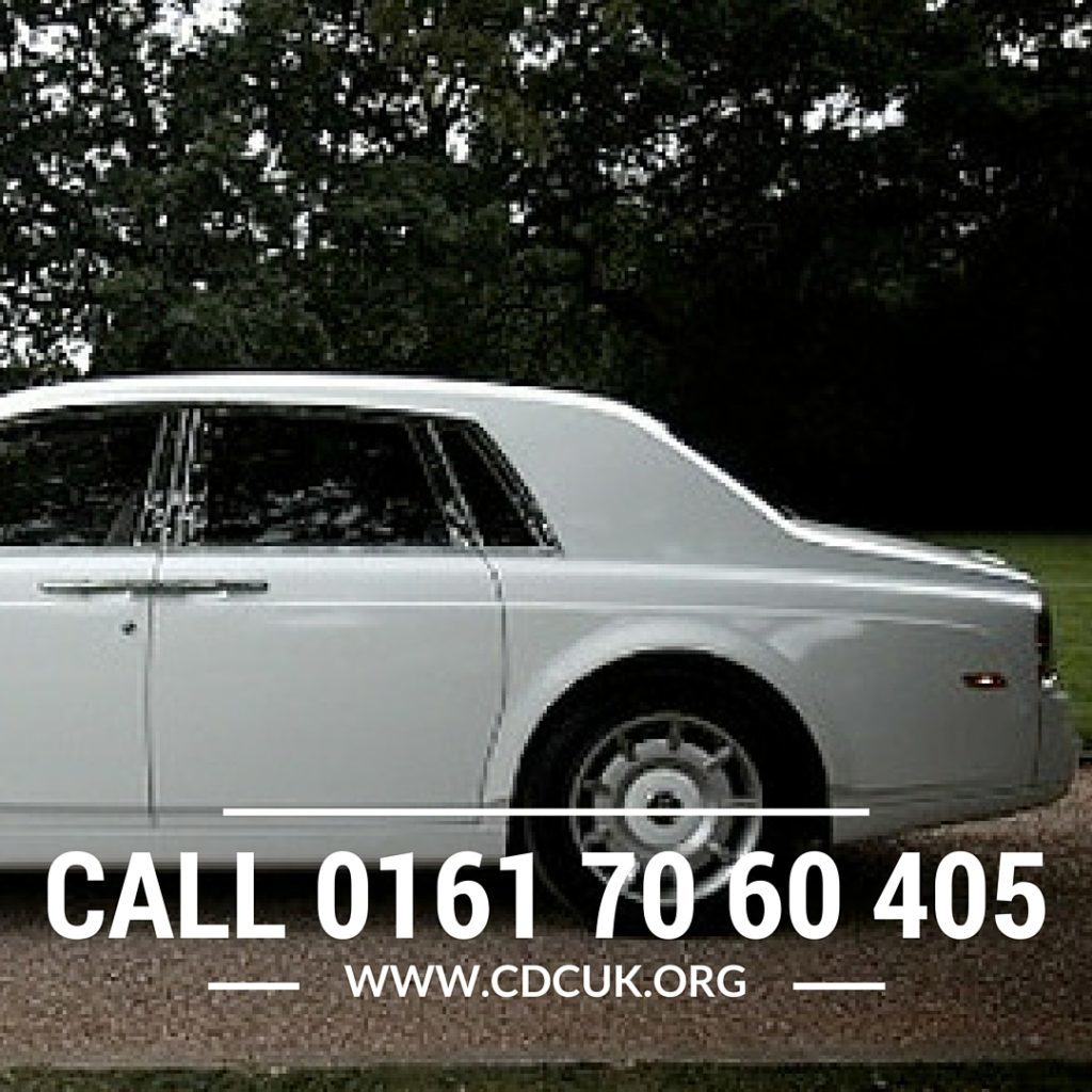 Rolls Royce Hire Southport
